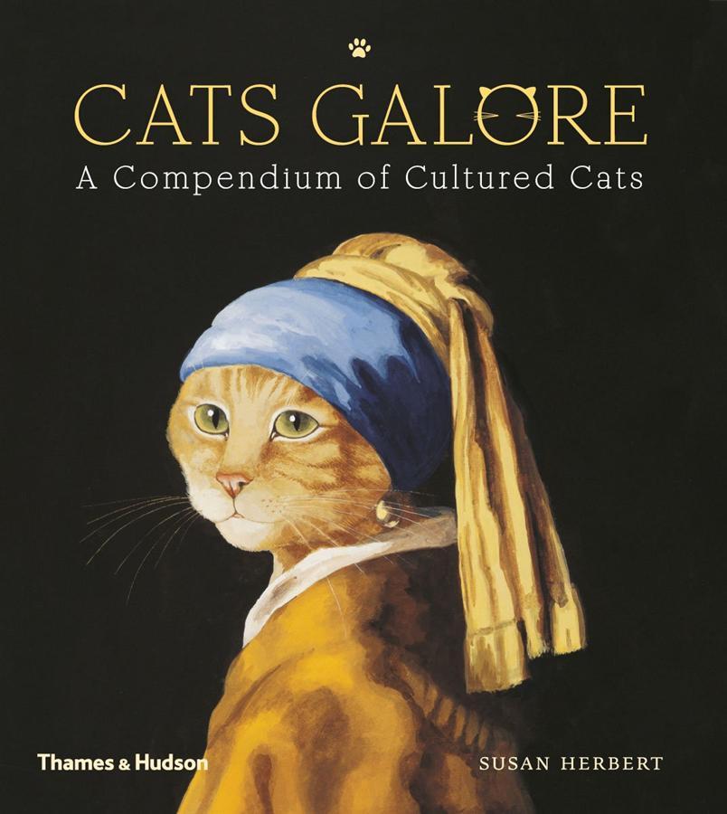 Cats Galore: A Compendium of Cultured Cats_诚品线上