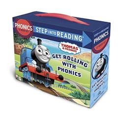Thomas & Friends: Get Rolling with Phonics (12冊合售)