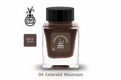 Tono & Lims成人之夜哥倫比亞翡翠山咖啡香味墨水Emerald Mountain 30ml鋼筆墨水