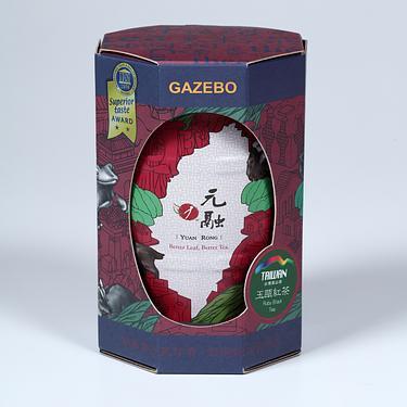 元融堂GAZEBO玉甌紅茶/ 甜酒紅/ 袋茶