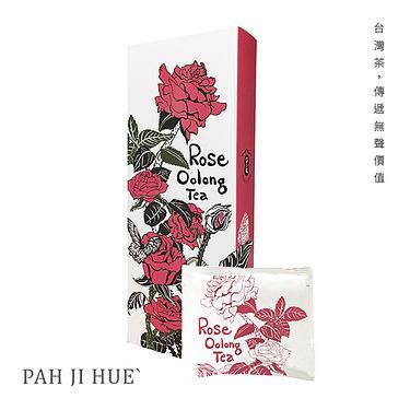 百二歲玫瑰烏龍茶包
