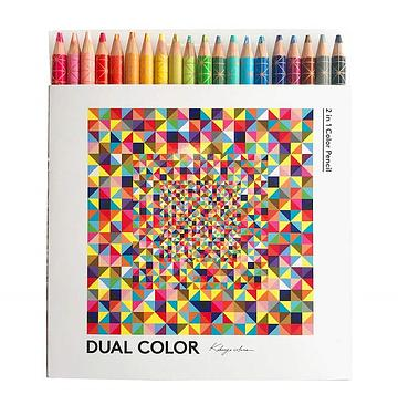 KOKUYO大人混色色鉛筆/ 20色
