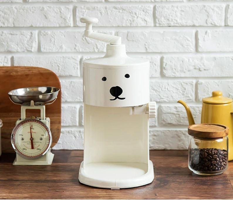 札幌圓山動物園白熊系列製冰機