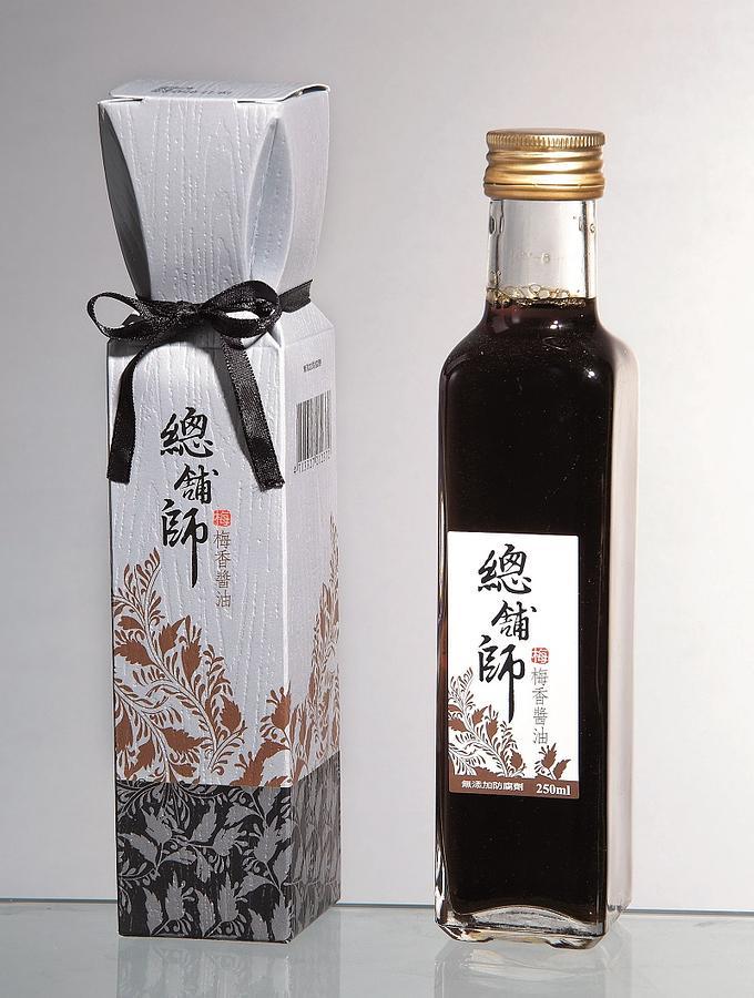 信義鄉農會梅香醬油