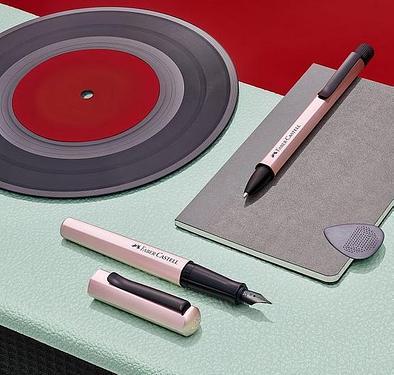 年度得獎筆款限時優惠★Faber-Castell HEXO鋼筆禮盒組