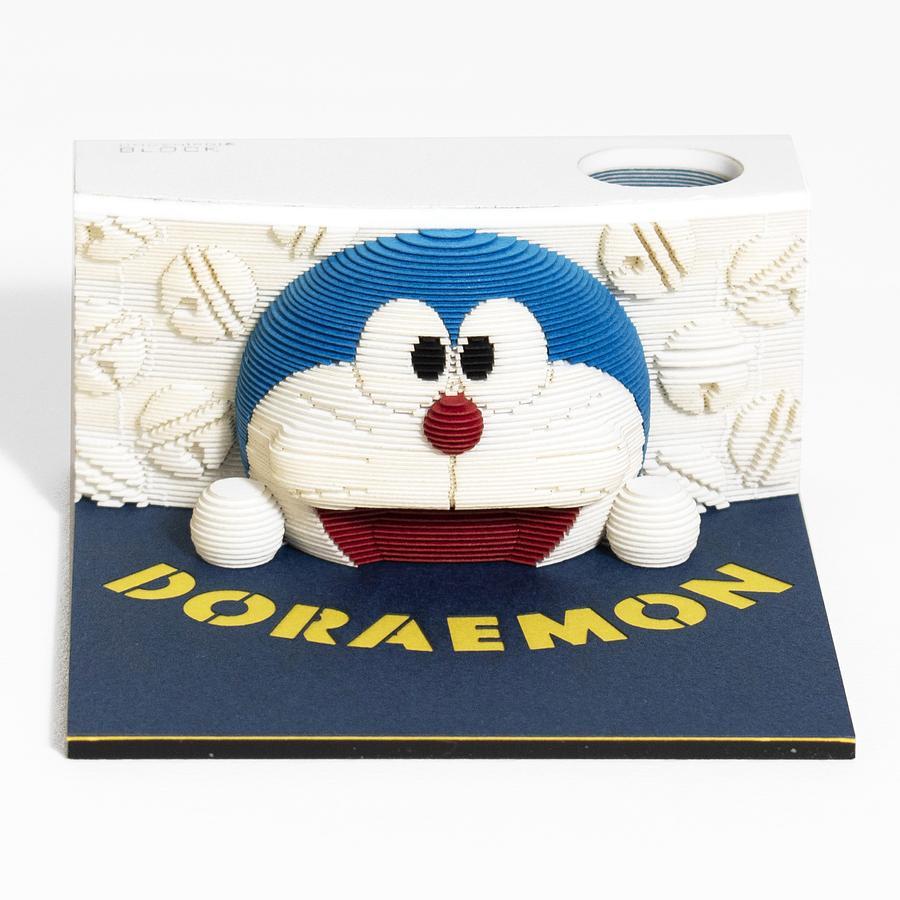 誠品獨家!OMOSHIROI 限量立體紙磚|哆啦A夢 Doraemon