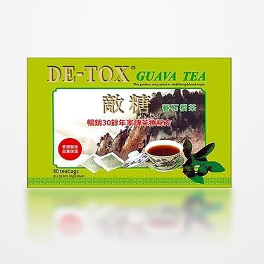 好蓮 敵糖蕃石榴茶 2.7gx30茶包/盒 香港暢銷漢方茶