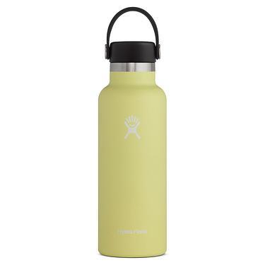 Hydro Flask 20oz寬口真空保溫鋼瓶/ 鳳梨黃