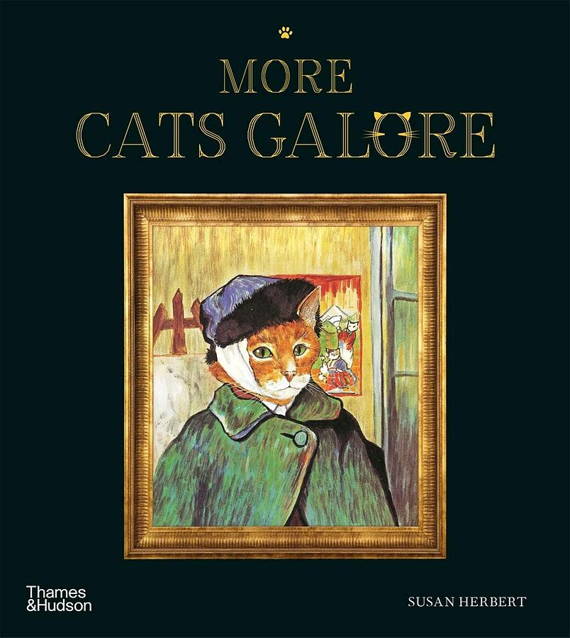 More Cats Galore: A Second Compendium of Cultured Cats 诚品线上