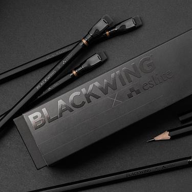 美國BLACKWING X 誠品 鉛筆/ 盒裝/ 2021限定款