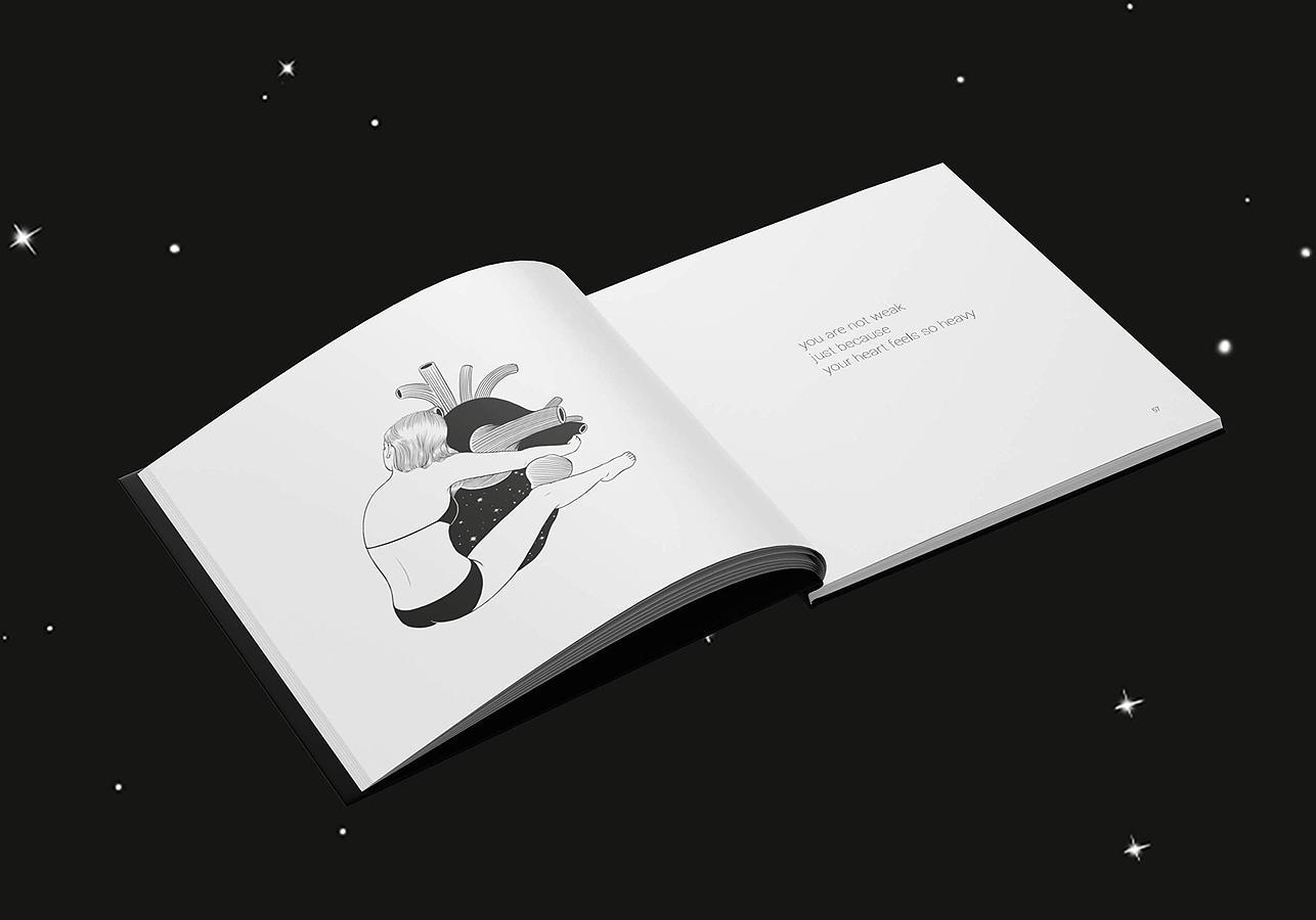 Henn Kim Starry Night, Blurry Dreams 诚品线上