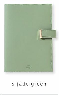 精美封面搭配超豐富內容★2022 SUNNY 自由周計劃手帳