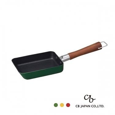 CB JAPAN Copan系列迷你玉子燒鍋/ 森林綠