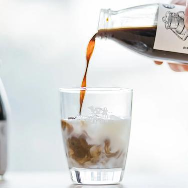 輕鬆還原日本咖啡牛乳美味➤Dripo濃縮咖啡