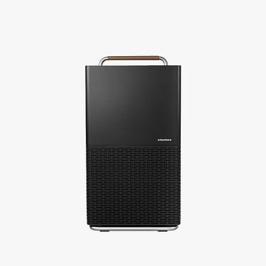 amadana 薄型空氣清淨機-黑 PA301T-BK