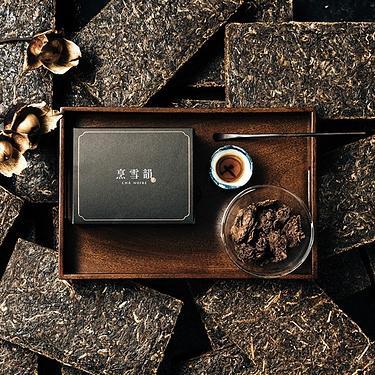 雲南百年製茶工藝普洱入喉滑軟溫潤➤烹雪韻老茶頭