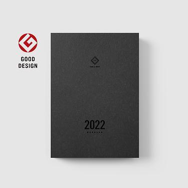 2022 TAKE A NOTE Regular時效日誌/ 中文版/ A5