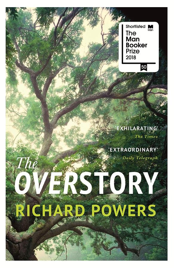 The Overstory 樹冠上 Richard Powers