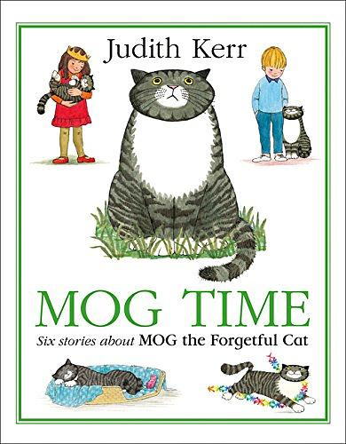 《Mog Time Treasury: Six Stories about Mog the Forgetful Cat》