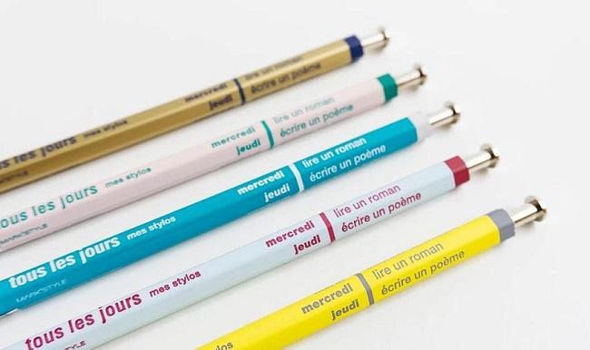 Mark's days ballpoint pen