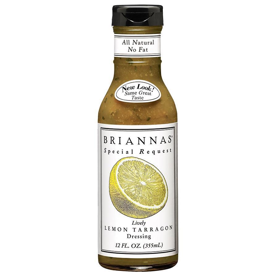 BRIANNAS零脂柠檬龙蒿酱 诚品线上