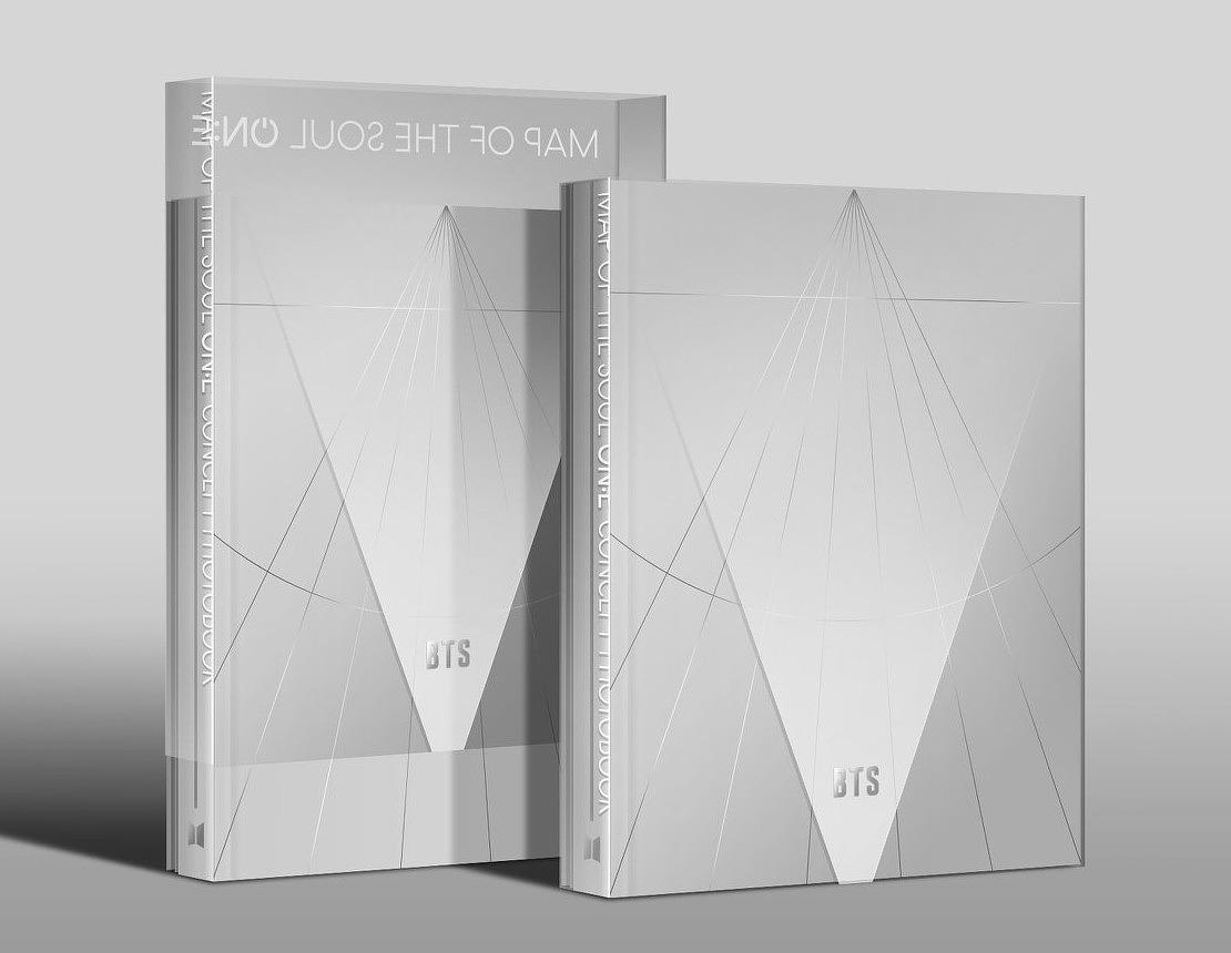 BTS MAP OF THE SOUL ON:E CONCEPT PHOTOBOOK (CLUE VER.)