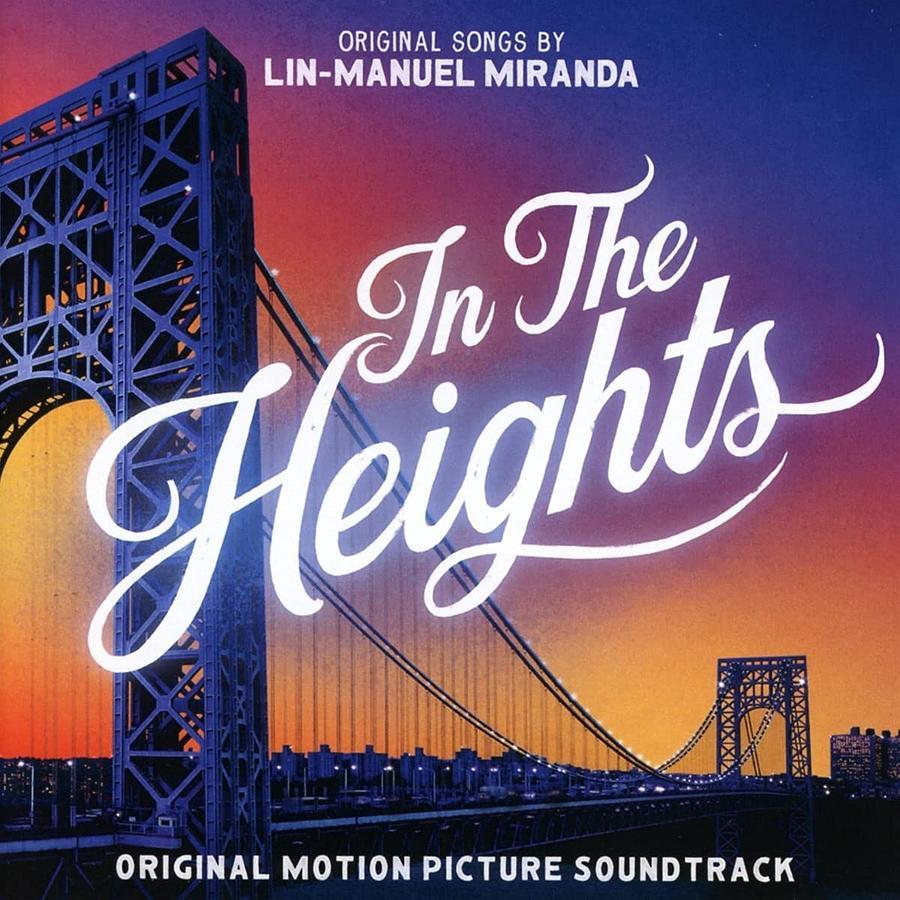 紐約高地: 電影原聲帶 In The Heights: Original Motion Picture Soundtrack