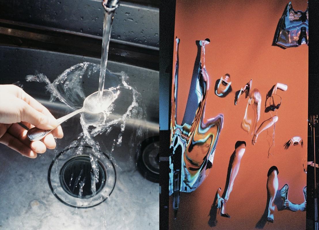 ▼《BACON ICE CREAM(台灣限定版)》內頁,原點出版提供。圖片版權©奧山由之 Yoshiyuki Okuyama