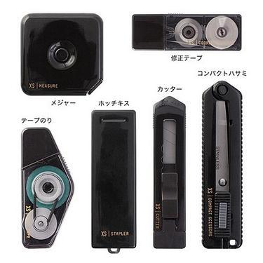 日本 MIDORI XS 文具組/ 黑