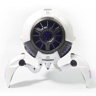 zoeao GravaStar重力星藍芽音箱/ 白