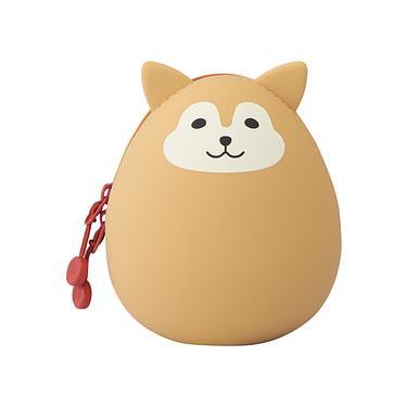 守護你的隨身小物品★LIHIT LAB.柴犬蛋蛋收納包