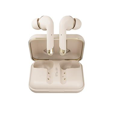 HAPPY PLUGS Air 1 Plus In-Ear真無線藍牙耳機/ Gold香檳金