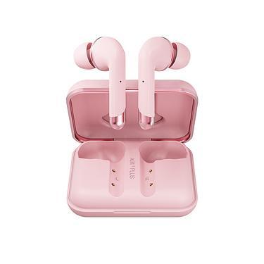 HAPPY PLUGS Air 1 Plus In-Ear真無線藍牙耳機/粉色金