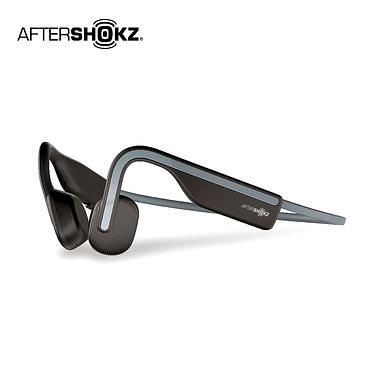 AFTERSHOKZ Openmove AS660骨傳導藍牙運動耳機/ 神祕灰