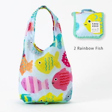 KAKUZOKO 摺疊環保購物袋