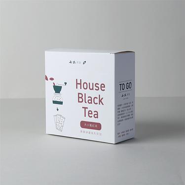 七三茶堂原葉研磨系列條型茶包/ 水果調 大小葉紅茶