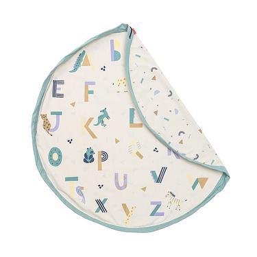 play&go玩具整理袋/ 動物與英文字母