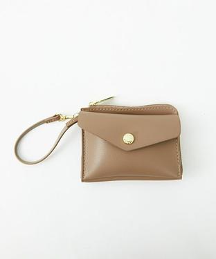 便攜環保兼時尚➤Legato 尼龍兩用零錢包+環保袋