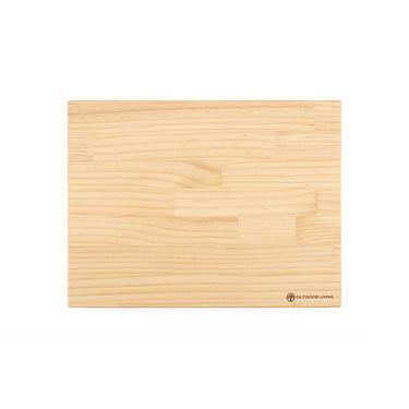 AyKasa專屬松木實木桌板 - 原木色 M