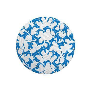 錦源興藍白拖陶瓷鍋墊