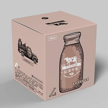 Dripo牧場紅茶牛乳即溶飲品