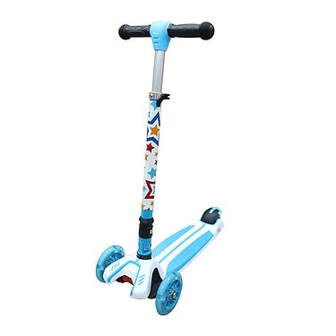 kiddimoto炫光摺疊滑板車Plus/ 閃亮巨星
