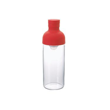 HARIO酒瓶紅色冷泡茶壺/ 300ml