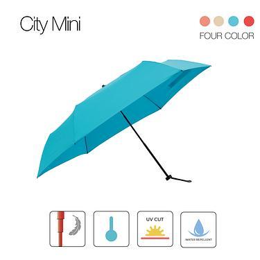 一甩及乾,防曬極輕➤碳纖手開傘