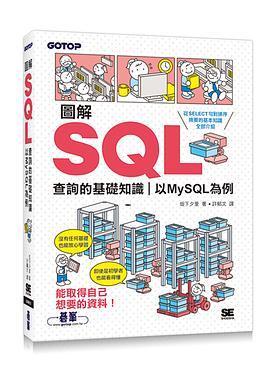 圖解SQL查詢的基礎知識: 以MySQL為例