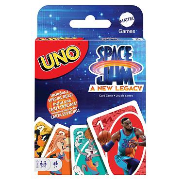 UNO遊戲卡/ Space Jam 2/ 怪物奇兵2
