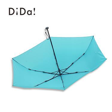 98g超輕,小包也裝得下▶DiDa碳纖隨身傘
