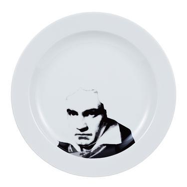 sun art餐盤/ 貝多芬