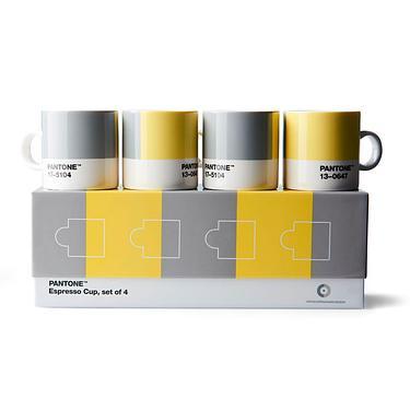 2021年度代表色▶PANTONE咖啡杯四入組