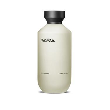 SAWAA零度寫作藻荇舒緩洗面露/ 85ml